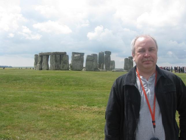 Me and Stonehenge