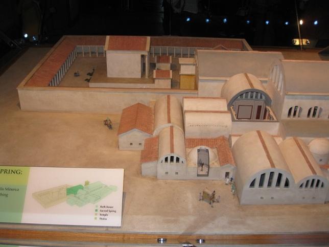 Model of Bath as it was
