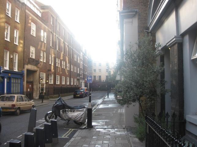 Rathbon Street
